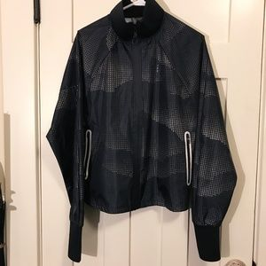 NWT Craft Reflective Wind Breaker Great Gift!